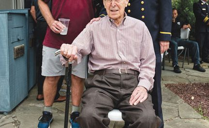 Chester Moscicki, 99, Honored in Westhampton
