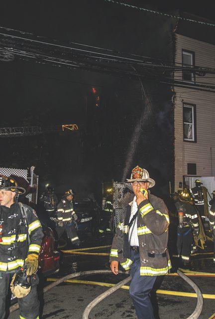 Up Close – Newark Fire Department