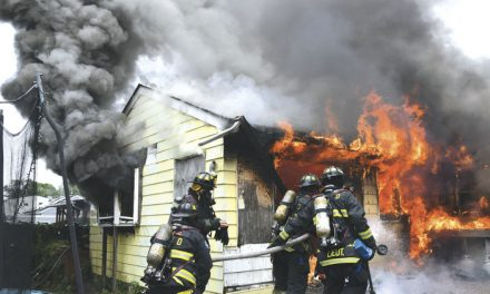 North Lindenhurst House Fire