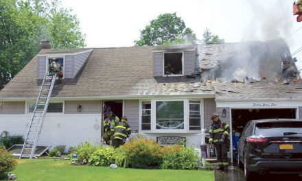 North Bellmore House Fire