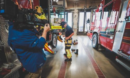 TEXAS CREWS INTERVIEWED FOR FIRST RESPONDER-THEMED PROGRAM SET TO AIR LATER THIS MONTH