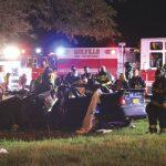 Fatal Crash on the LIE