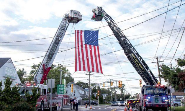 Nassau Fire Comm's, RVC's Ronald Kahan