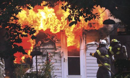 3-County Response to House Fire