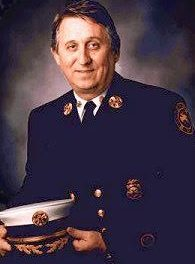 PASSING OF CINCINNATI FIRE DEPARTMENT'S 14TH FIRE CHIEF